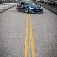 Blue 2014 Scion FR-S on Silver/Chrome Rota RT5