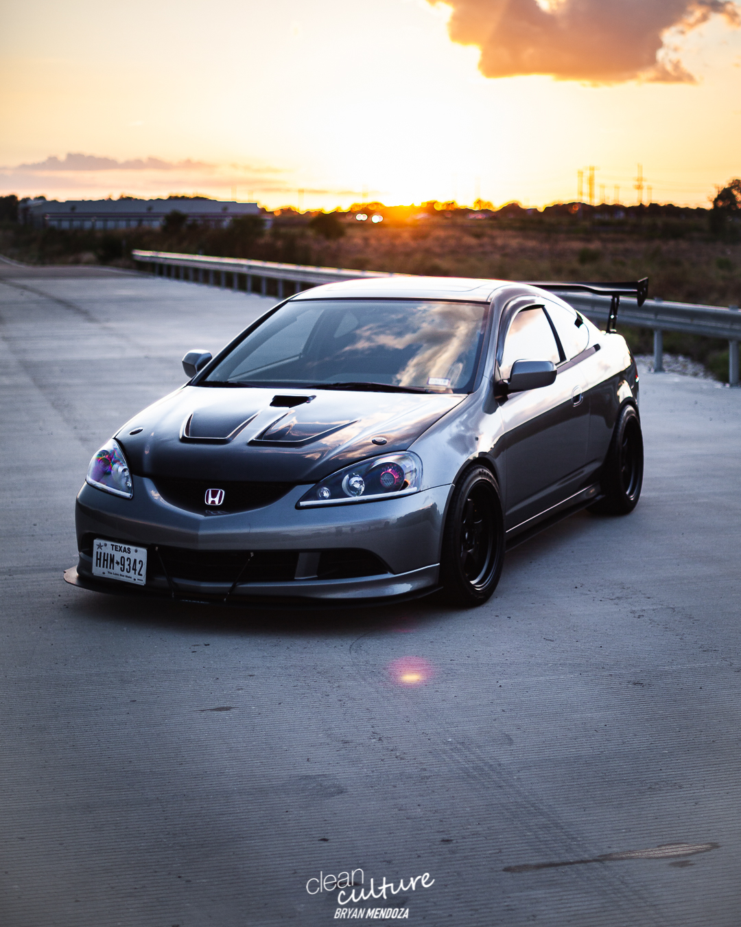 2006 Acura RSX On MST Wheels MT07